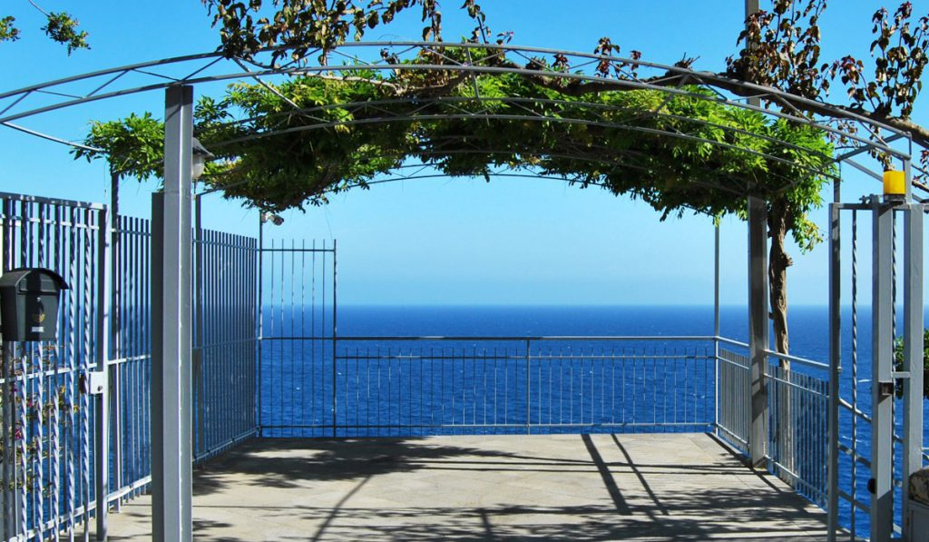 villa for rental amalfi coast with pool and private parking